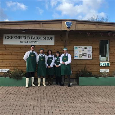 Greenfield Farm Shop's 1st Anniversary