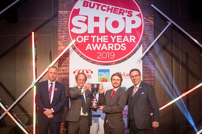 Greenfield Pork - Winners of the Champion of Champions Award 2019